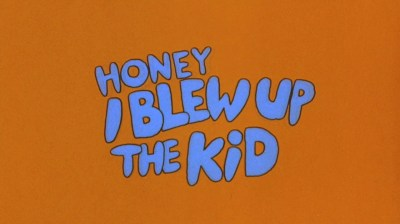 Honey I Blew Up the Kid (1992)
