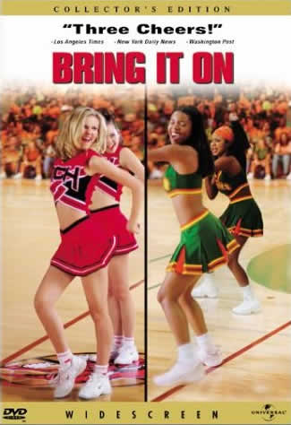 "Natina Reed on the ""Bring It On"" Poster"