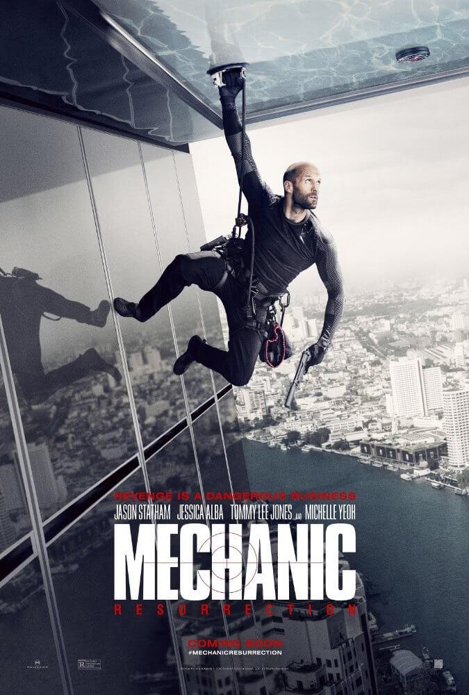 秒速殺機2 Mechanic: Resurrection – 線上電影
