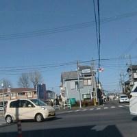 自転車散歩 狭山湖~川越市 PART1