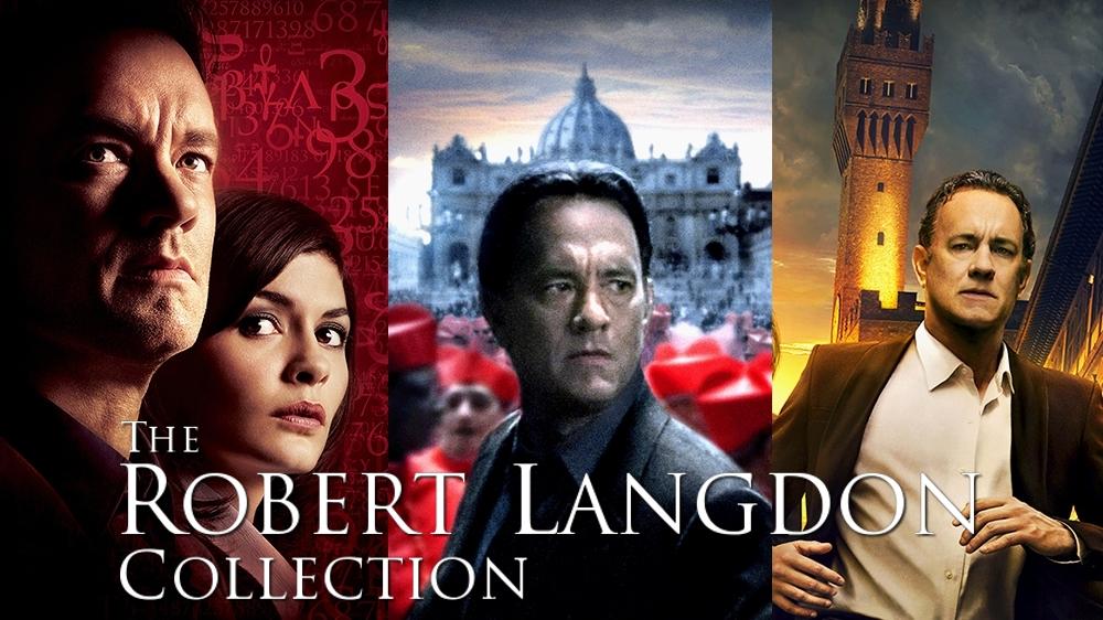 Robert Langdon Series - Tom Hanks