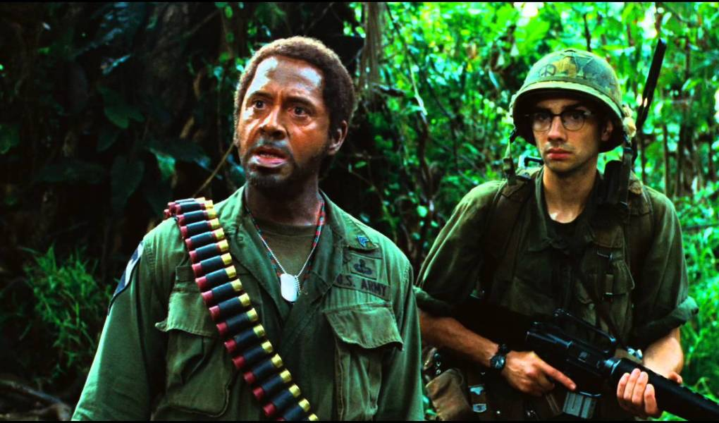 Tropic Thunder 2008 Movieassault