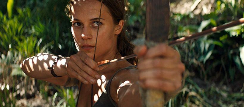 Movie Review Tomb Raider 2018 Movieassault