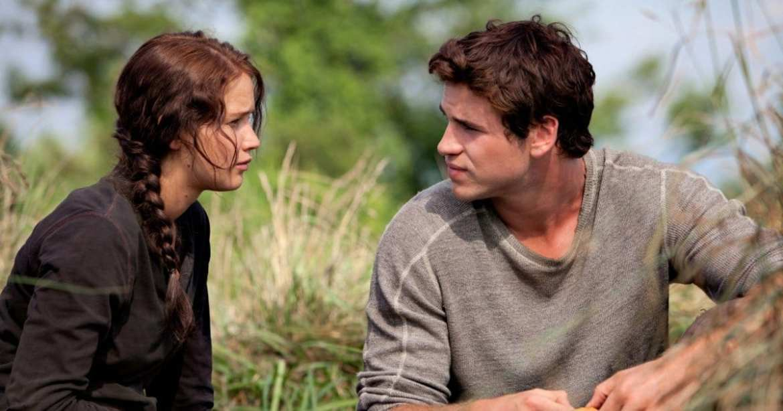 Hunger Games Romance