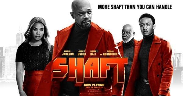 Shaft 2019 banner HDMoviesFair