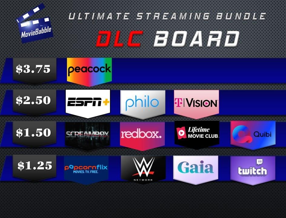 Streaming Bundle DLC