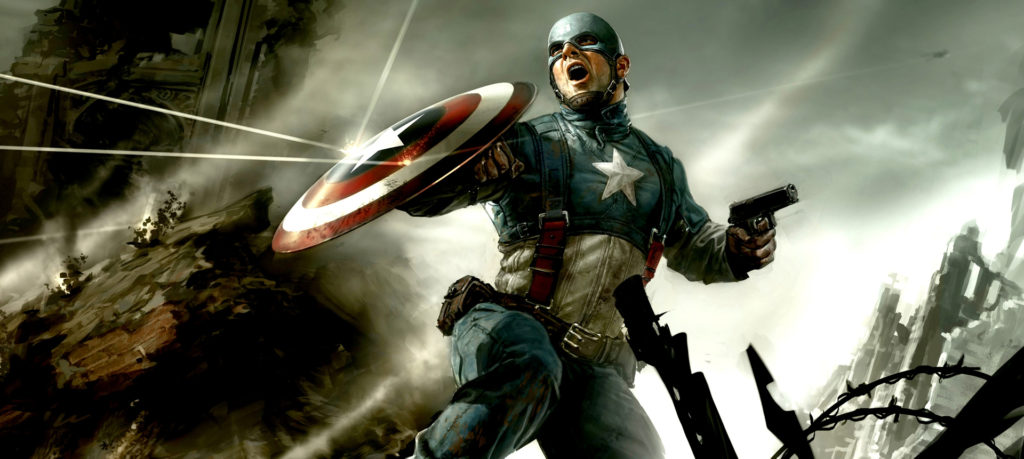 Captain America: The First Avengers is the beginning of Chris Evans in the Marvel Cinematic Universe (MCU).