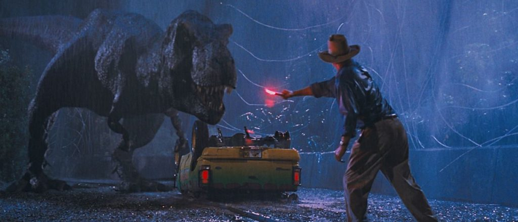 Take a look back at the entire Jurassic Park movie franchise.