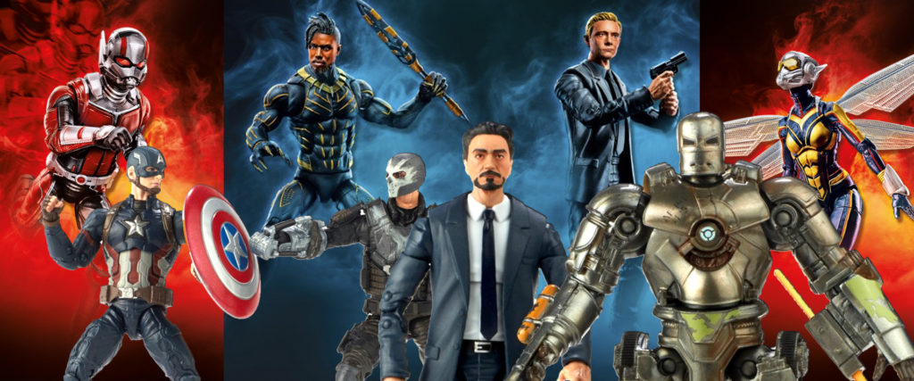 Check out all the Marvel Legends action figures revealed at Toy Fair 2018.