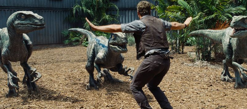 Jurassic World is the most recent entry in the Jurassic Park movies franchise.