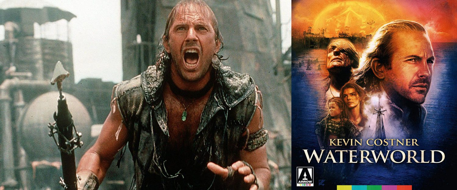 Waterworld gets a deluxe special edition this week from Arrow Video.