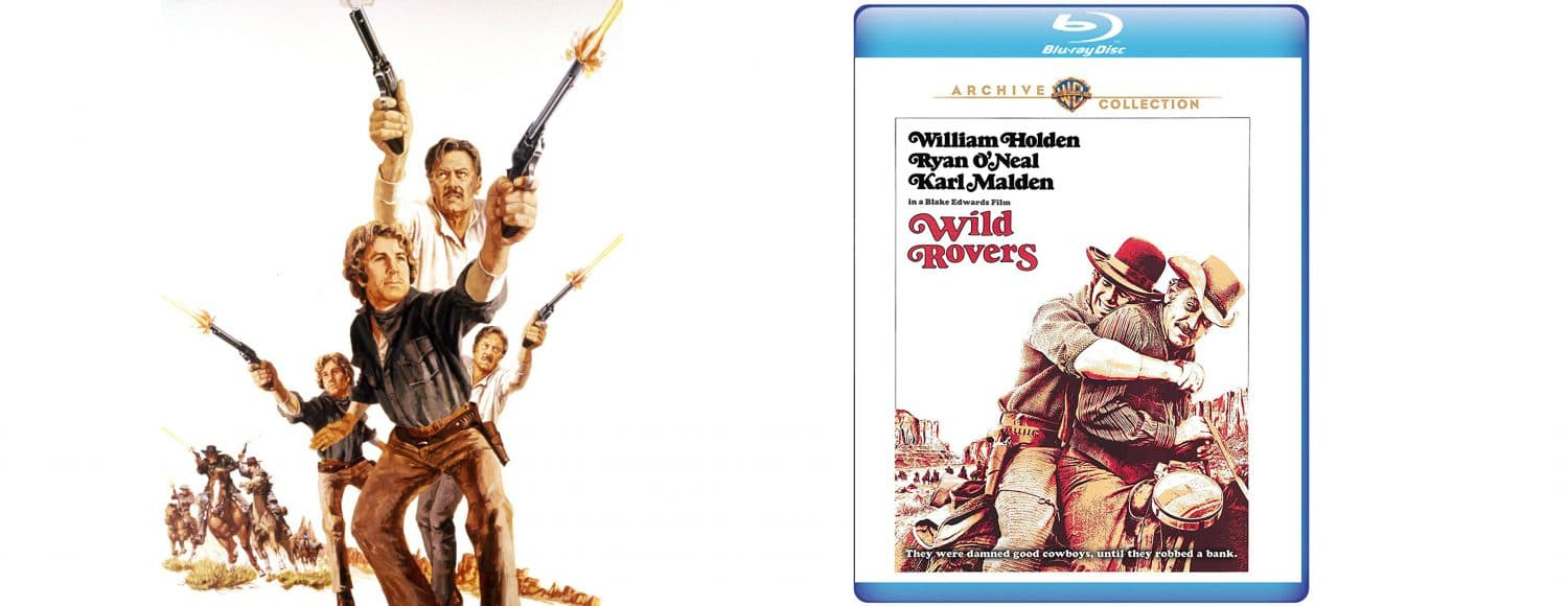 Wild Rovers comes to Blu-ray this week courtesy of Warner Archive.