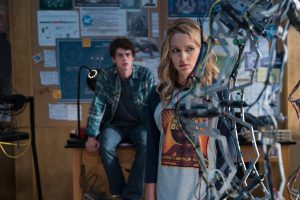 "Jessica Rothe stars as Tree Gelbman in the time travel sequel, ""Happy Death Day 2U""."