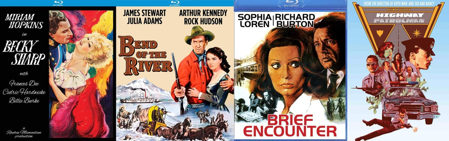 More great titles come home this week from Kino Lorber.