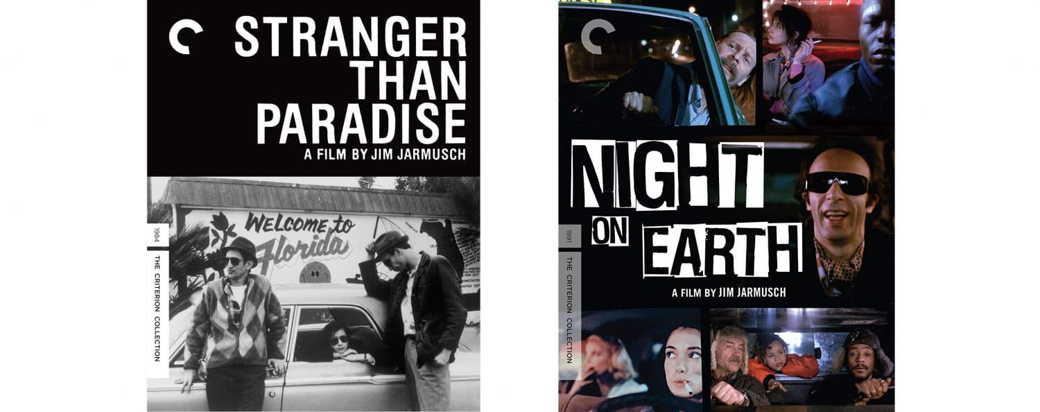 The Criterion Collection has new releases this week of two Jim Jarmusch films.