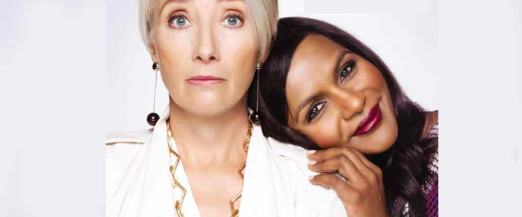 Watch the final movie trailer for Late Night, starring Emma Thompson and Mindy Kaling.