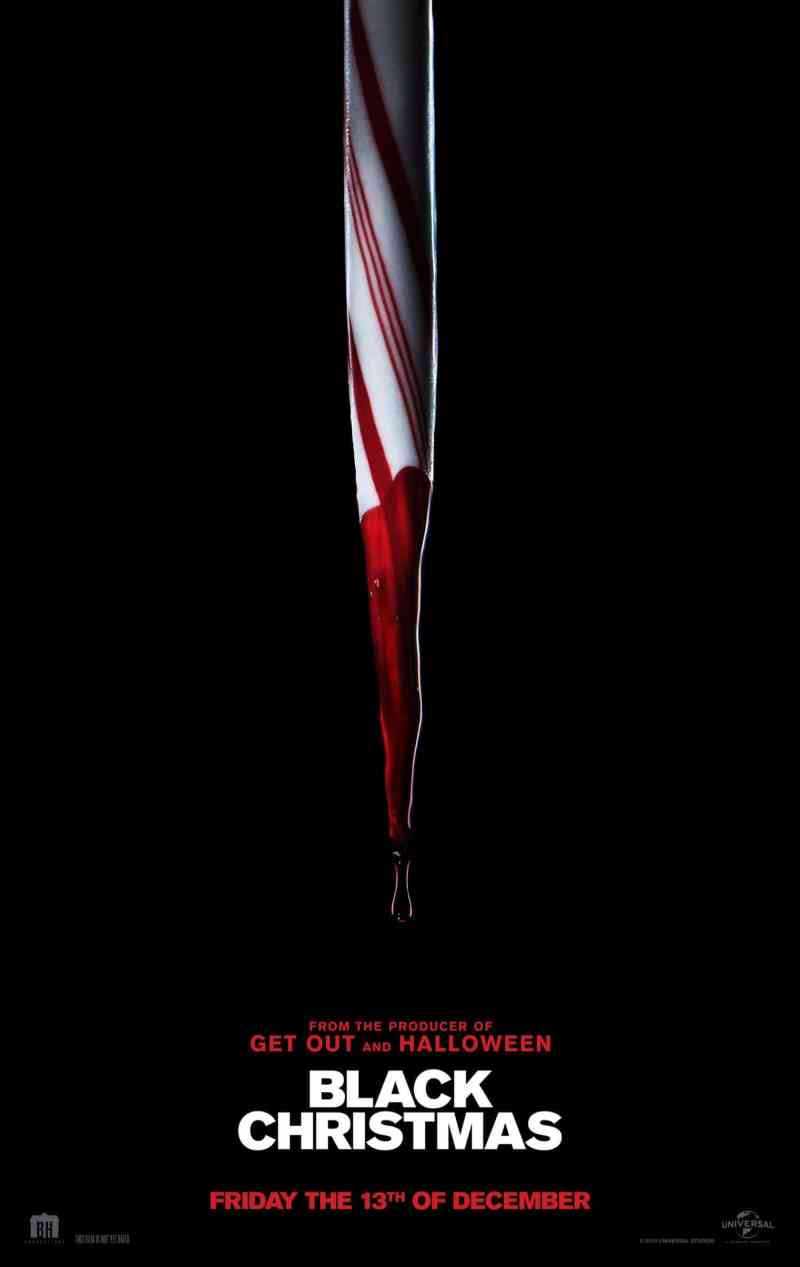 Blumhouse has revealed plans for a new Black Christmas, in theaters Christmas 2019.
