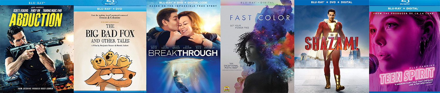 Here are the new releases hitting July 16, 2019.