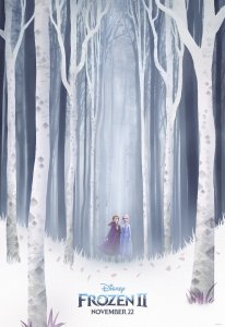 Frozen 2 will open in movie theaters this November.