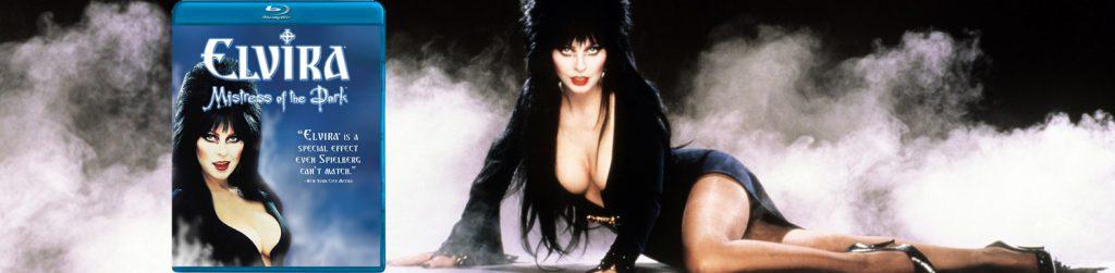 Image Entertainment is bringing Elvira: Mistress of the Dark to Blu-ray.