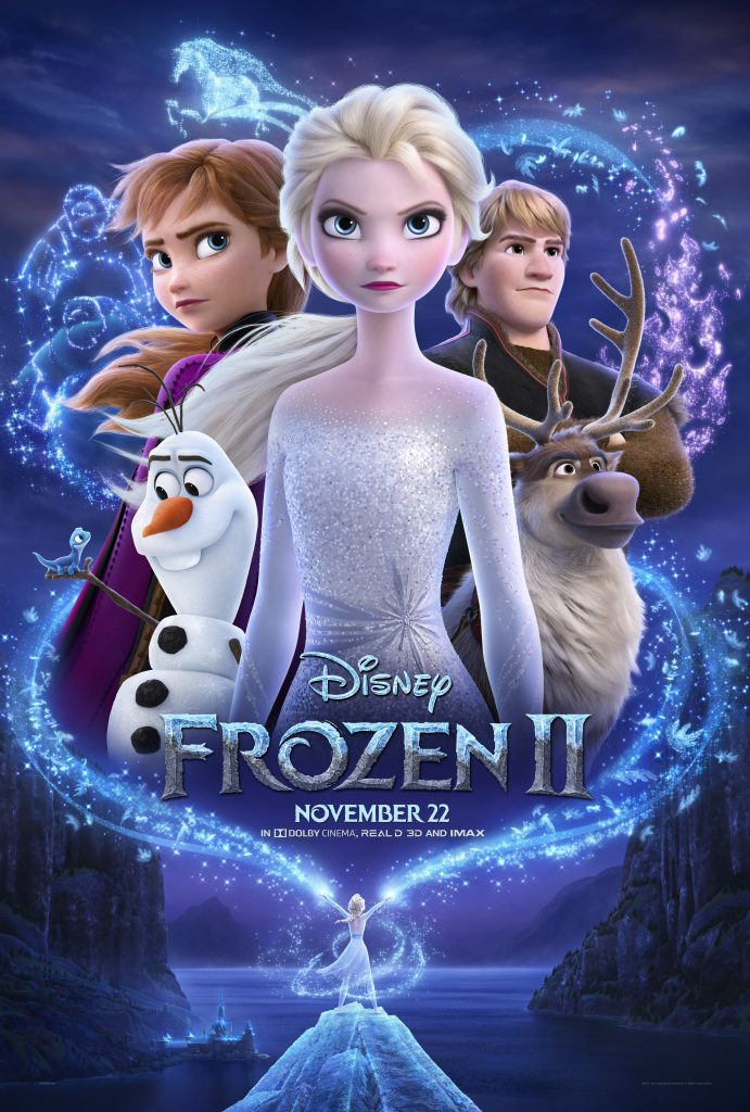 Get a preview of the new Frozen II song, Into the Unknown.