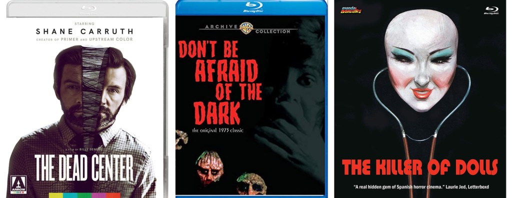 Don't Be Afraid of the Dark is coming to Blu-ray this week from Warner Archive.