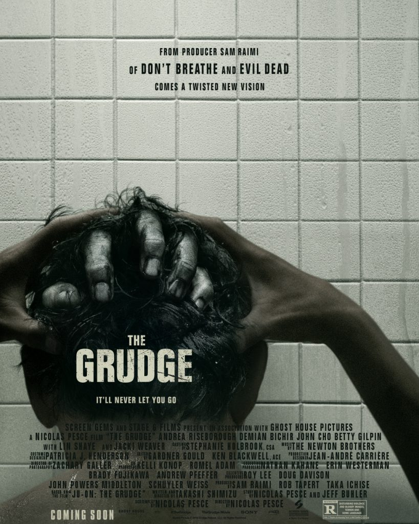 Watch the trailer for the new Grudge movie, coming to the big screen soon.