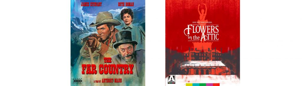 Take a look at a pair of new titles on the way from Arrow Video and Arrow Academy.
