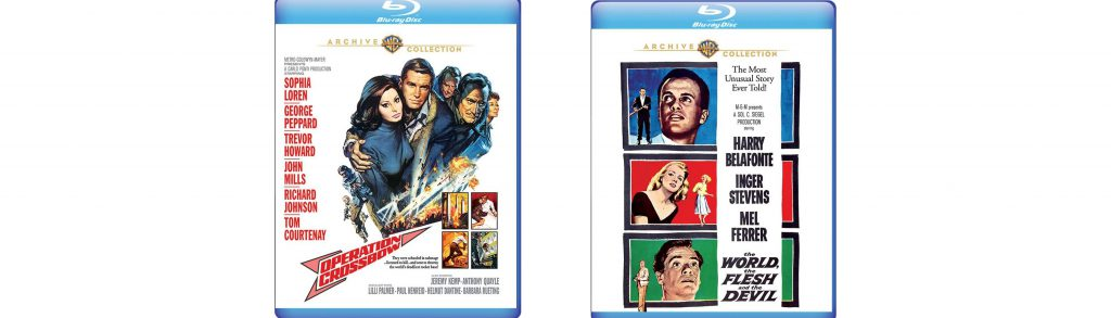 Take a look at the new releases from Warner Archive.