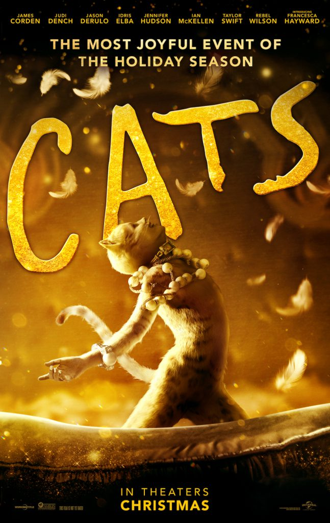 Watch the new Cats movie trailer for a look at the Tom Hooper film.