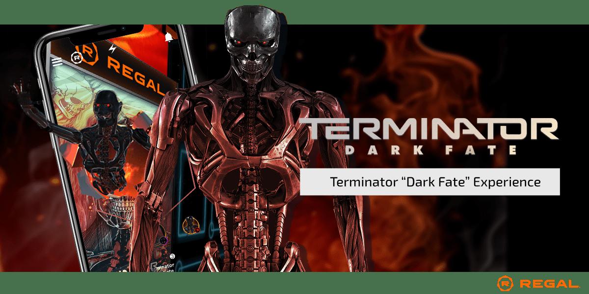 Terminator Dark Fate AR