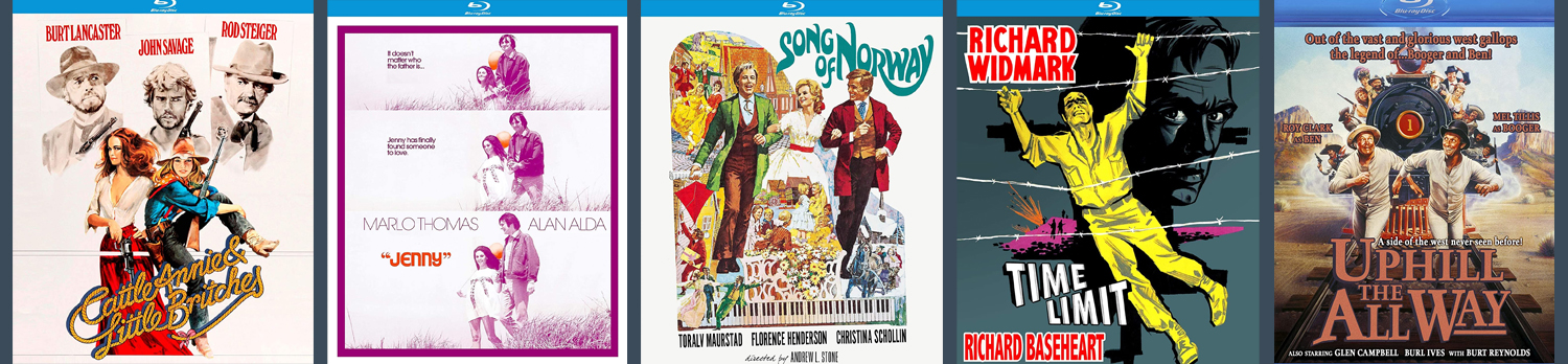 Take a look at the new titles joining the Kino Lorber Studio Classics blu-ray line the week of April 14, 2020.