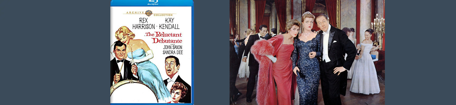 Warner Archive brings The Reluctant Debutante to Blu-ray.