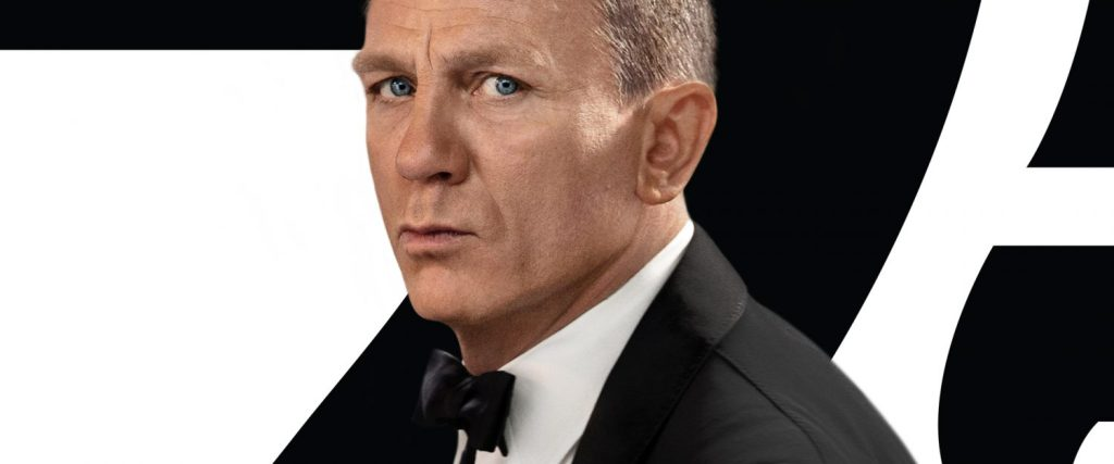 Watch the new James Bond movie trailer. No Time to Die.
