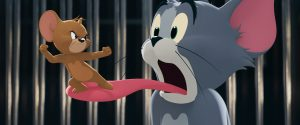 The Tom and Jerry movie is headed to theaters.