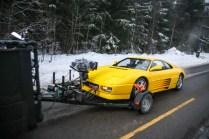 Tow Dolly + Ferrari