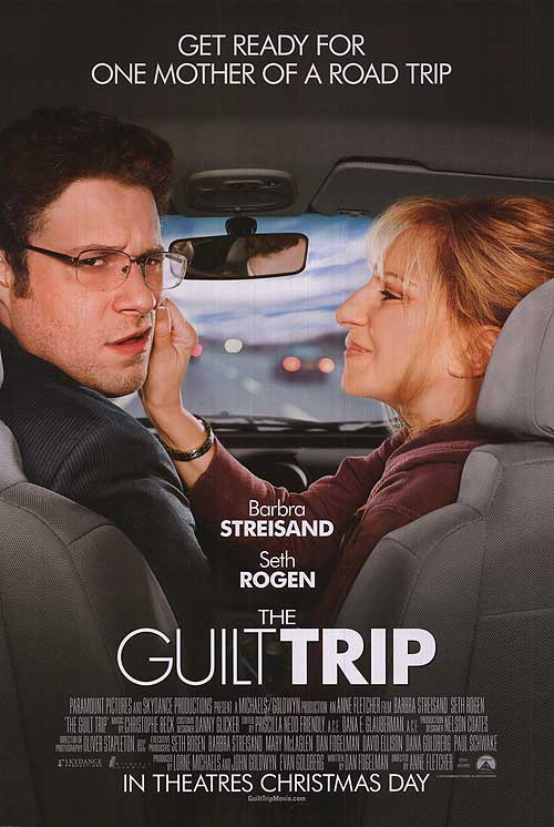 The Guilt Trip (2012) Movie Review