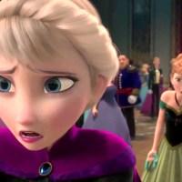 Elsa Leaves & We Meet Olaf In New 'Frozen' Clips