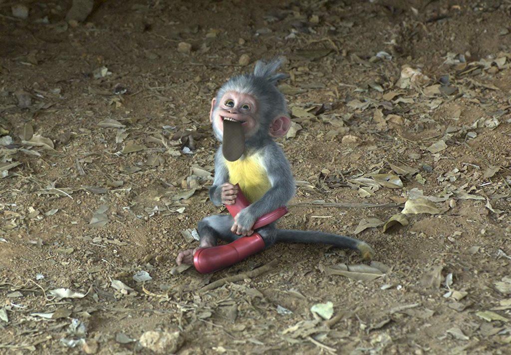 Monyet Dora: Boots