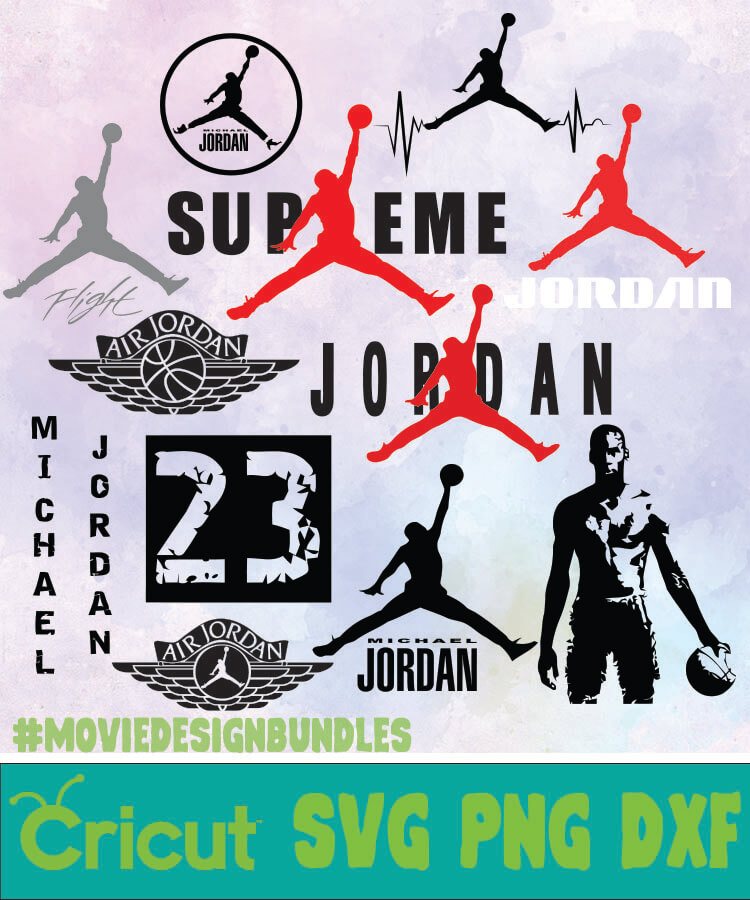 Jordan Svg Free : jordan, MICHAEL, JORDAN, BUNDLE, Movie, Design, Bundles