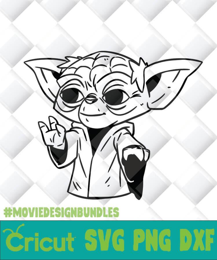 Free Baby Yoda Svg : Movie, Wallpaper