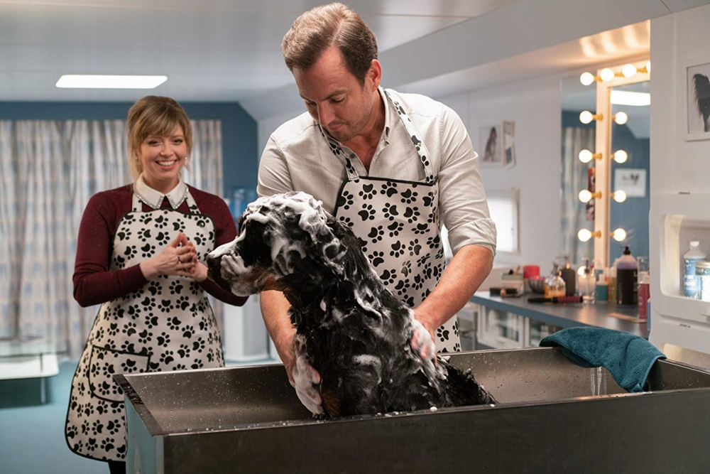 Will Arnett and Ludacris in Show Dogs