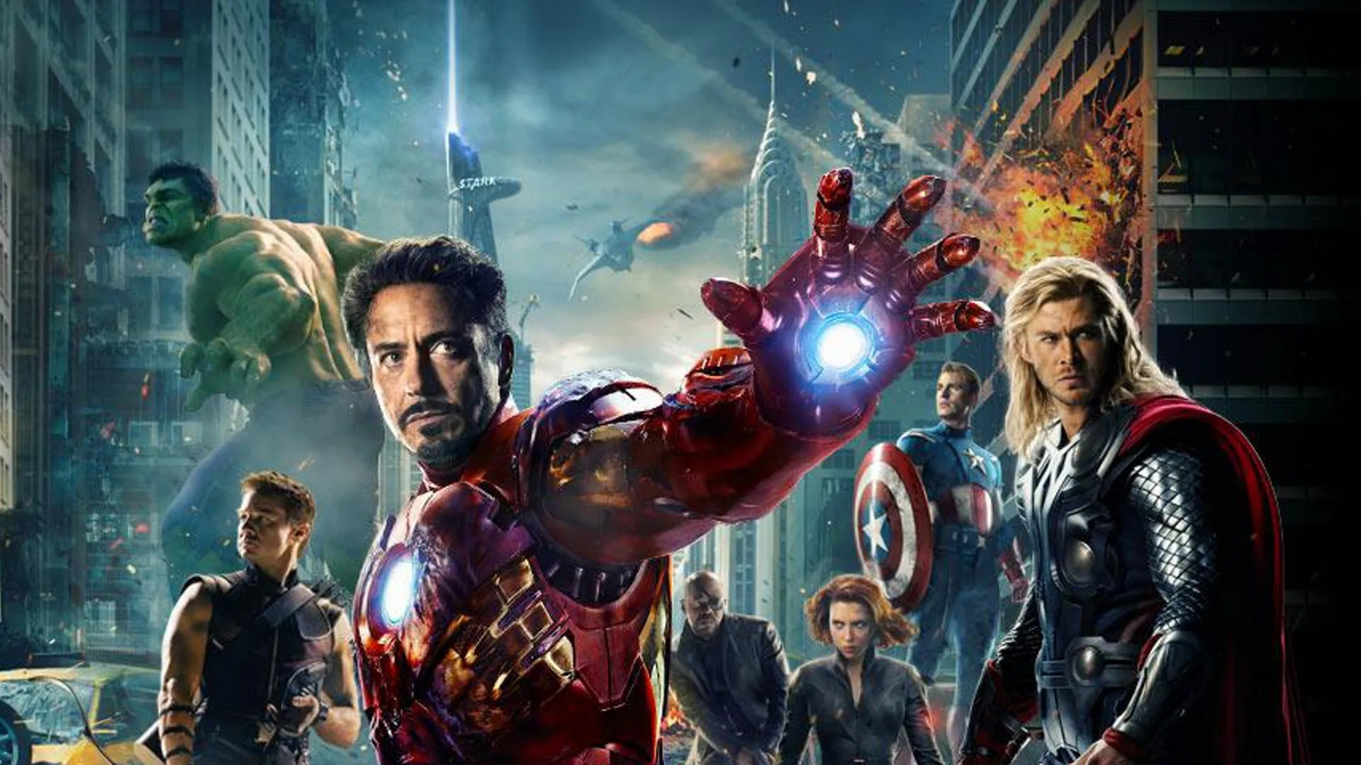 the avengers � movie review