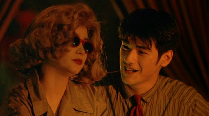 chungking express ending a relationship