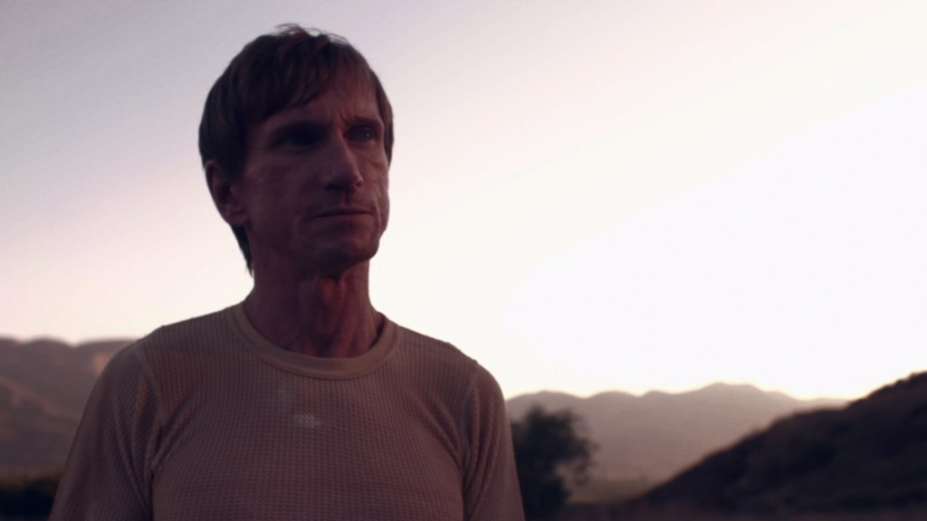 Bill Oberst, Jr. co-stars as Michel in The Beast