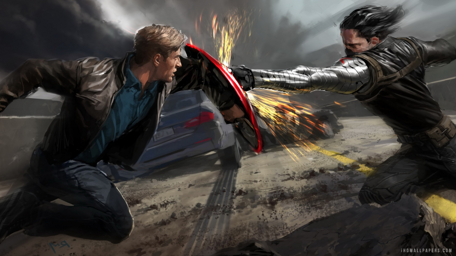 Disney+'s Falcon And The Winter Soldier Adds Captain ...