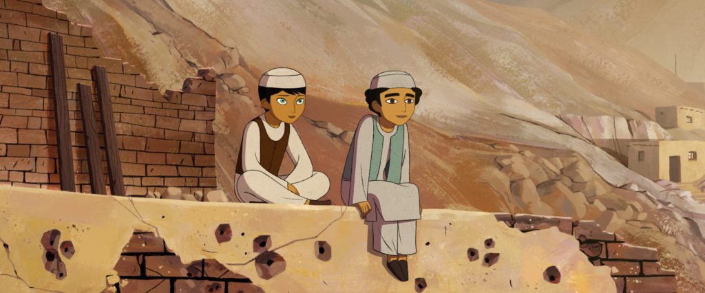 Interview with Nora Twomey, Director of The Breadwinner • Interview