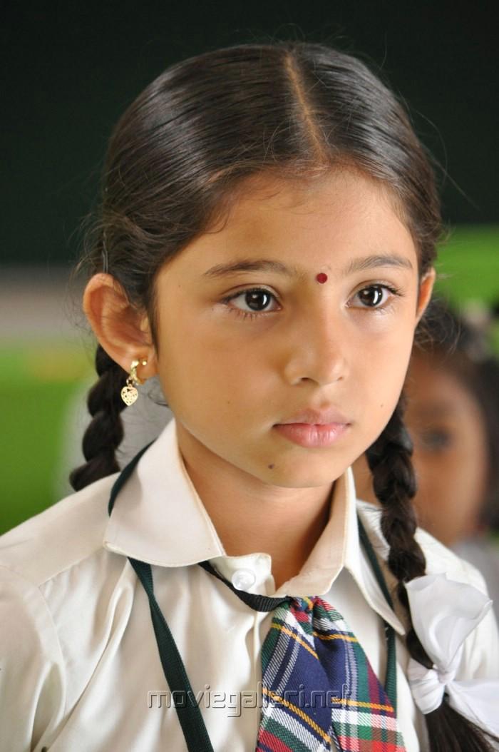 New Cute Baby Girl Wallpapers Picture 460464 Baby Sara Arjun In Chithiraiyil Nilachoru