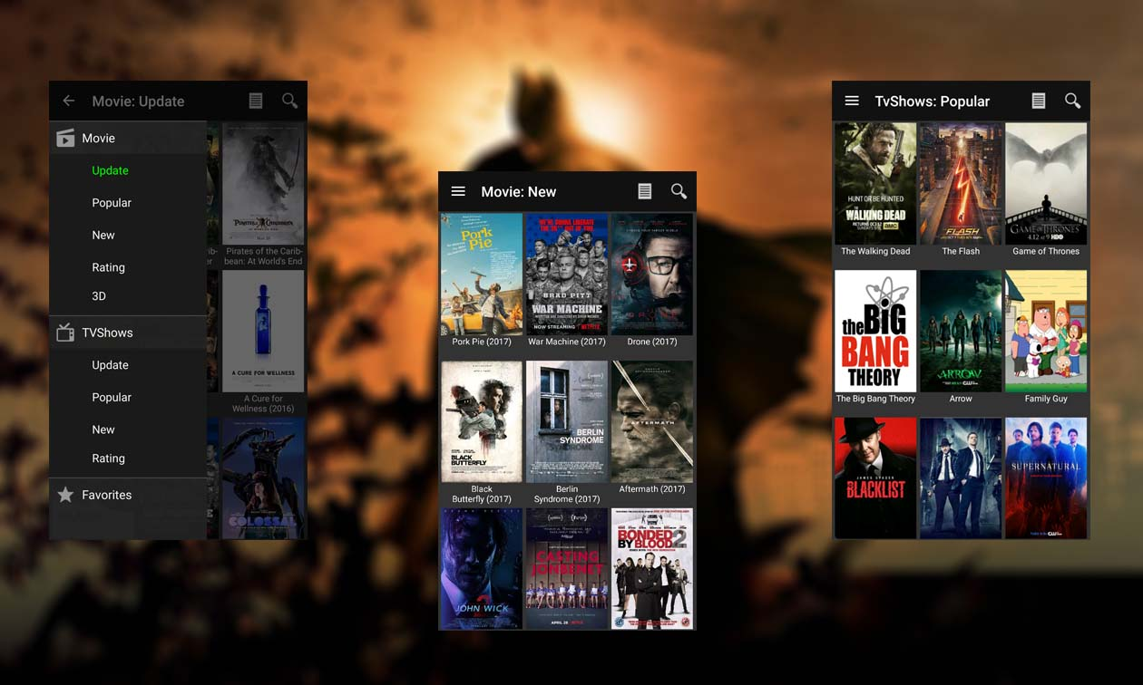 MOVIE HD APP For Android, PC, iPhone - Watch FREE Movies