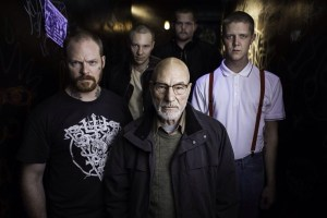 """FIRST LOOK AT PATRICK STEWART AS NEO-NAZI BOSS IN """"GREEN ROOM"""" – THE NEW FILM FROM """"BLUE RUIN"""" DIRECTOR/WRITER JEREMY SAULNIER"""
